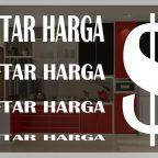Daftar harga interior design