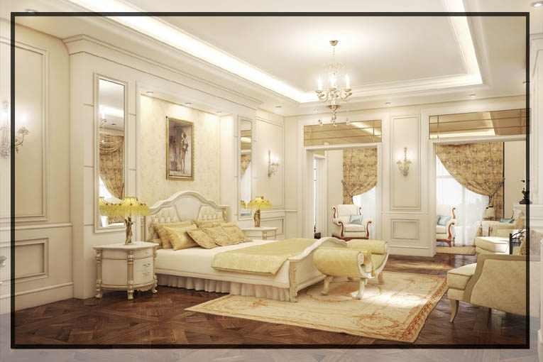 LITERATUR MASTER BEDROOM