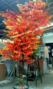 Pohon artifisial depok