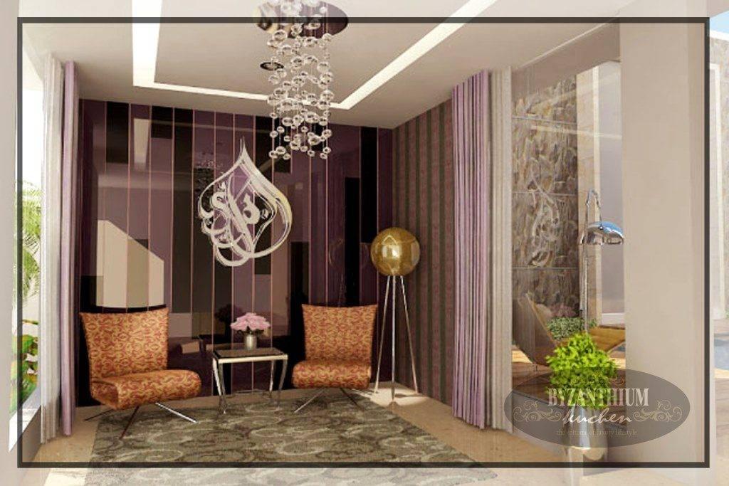 Backdrobe karya design byzanthium kuchen