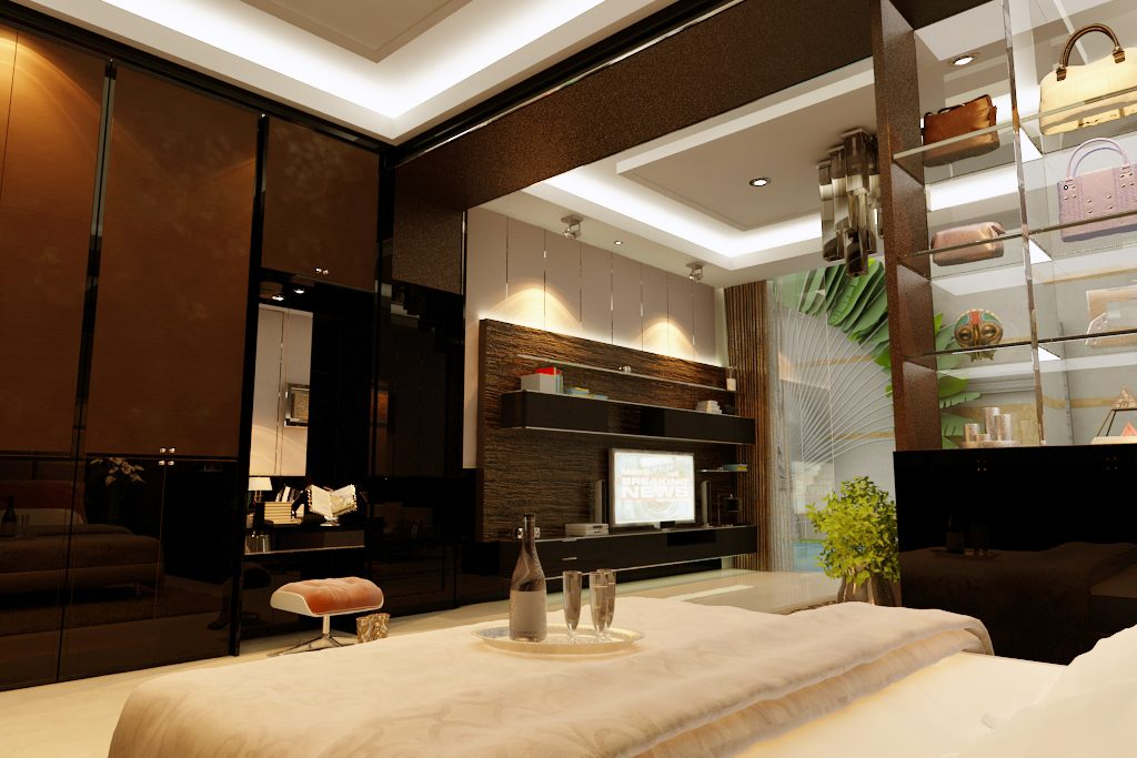 design Ruang master bedroom